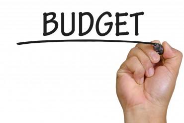 hand writing budget